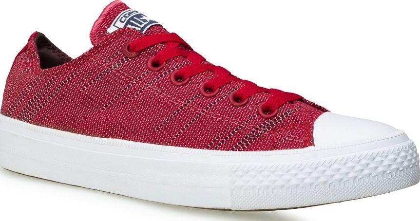 Converse Buty damskie Chuck Taylor Spec Ox czerwone r. 37 (151090V) ID produktu: 5752028