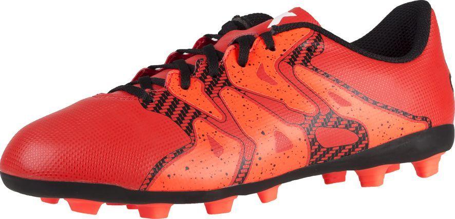 Adidas Buty piłkarskie X 15.4 FxG J czerwone r. 29 (S83163) ID produktu: 5752240