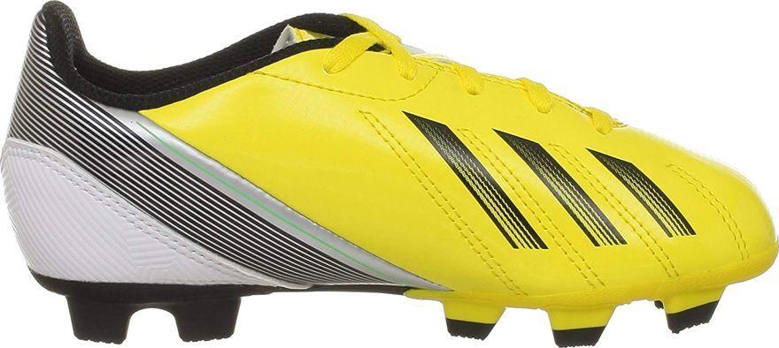 Adidas Buty piłkarskie F5 Trx Fg J żółto szare r. 36 23 (G65429) w Sklep presto.pl