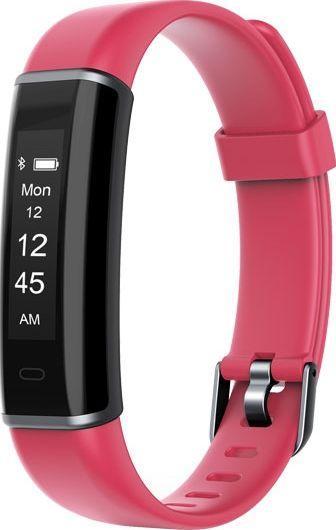 Smartband Umax U-Band 120HR Różowy 1