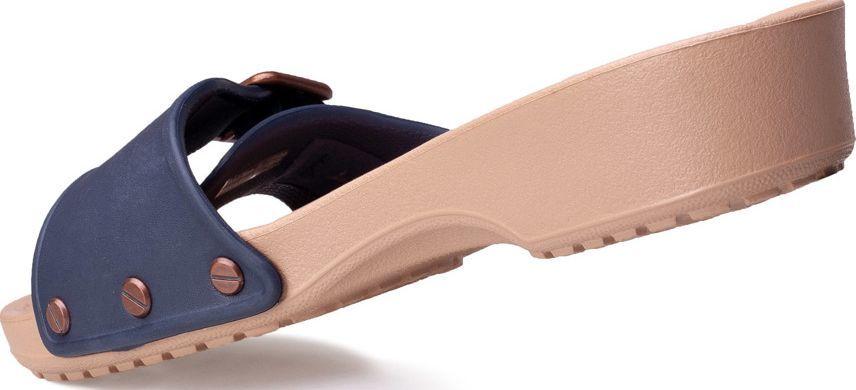 Crocs Klapki Sarah Sandal Navy/Gold r. 36-37 (203054-490) 1