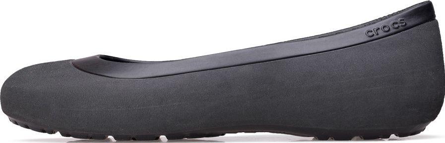 c75f326660a9 Crocs Baletki CROCS MAMMOTH LEOPARD LINED FLAT W 16203-060 37-38 w  Sklep-presto.pl