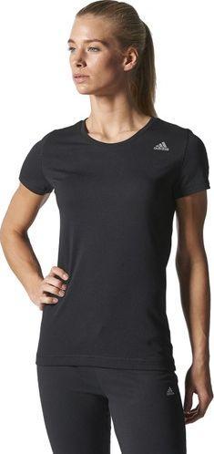 Adidas Koszulka damska Prime Tee czarna r. XS (S16135) ID produktu: 5754460