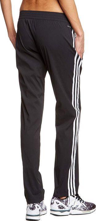 szczegóły dla Stany Zjednoczone gorąca sprzedaż online Adidas Spodnie damskie Woven Pant czarne r. XS (AB0050) w Sklep-presto.pl
