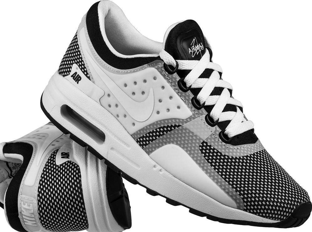 Nike Buty dziecięce Air Max Zero Essential GS szare r. 36.5 (881224 001) ID produktu: 5756027