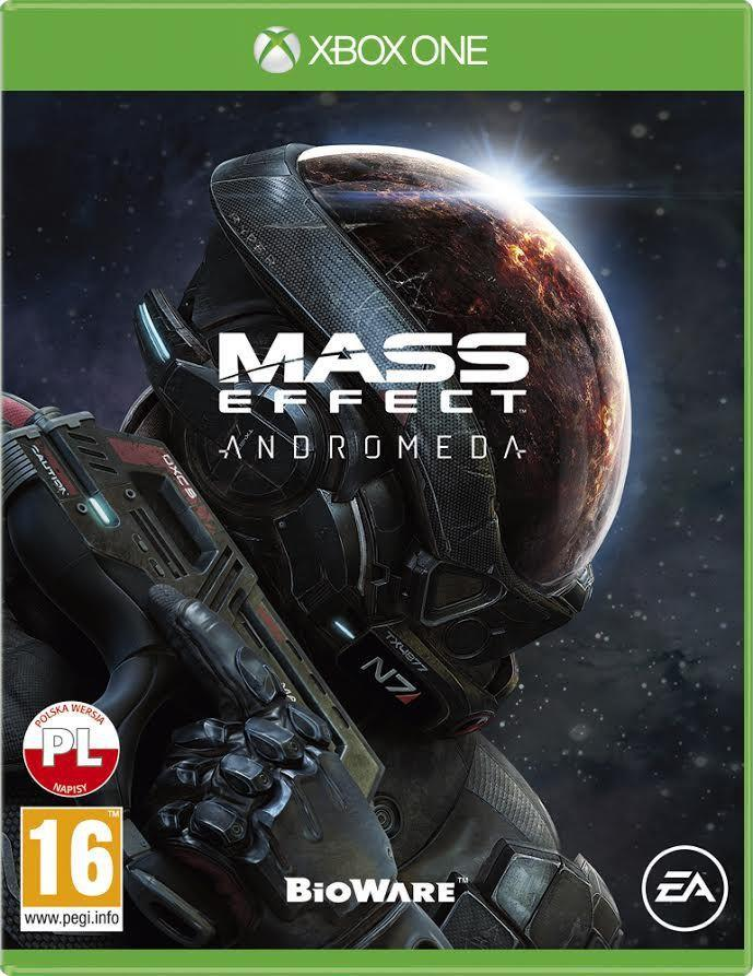 Mass Effect Andromeda Xbox One 1