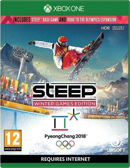 Steep Winter Games Edition Xbox One 1