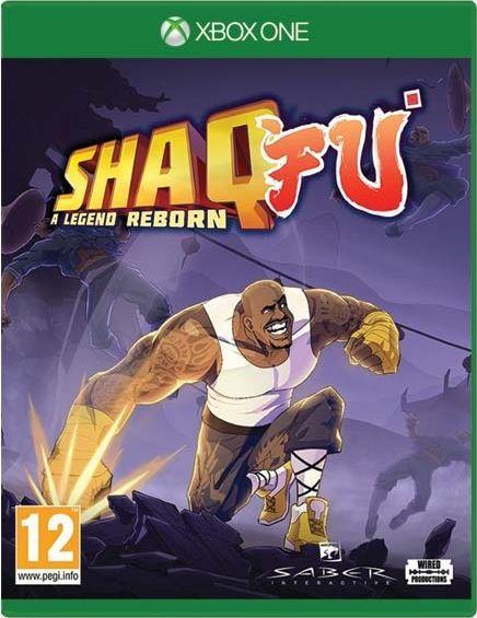 Shaq Fu: A Legend Reborn 1
