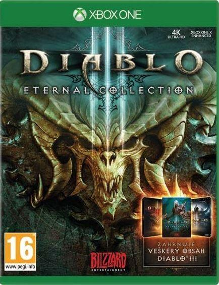 Diablo III Eternal Collection Xbox One 1