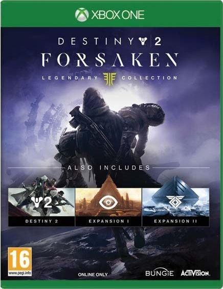 Destiny 2 Forsaken Legendary Collection Xbox One 1
