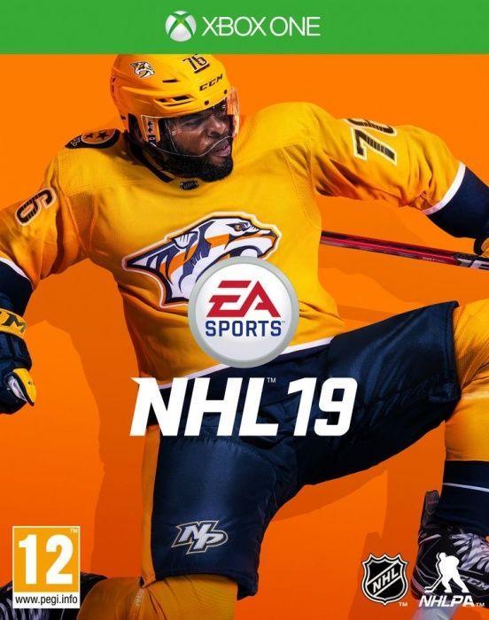 NHL 19 Xbox One 1