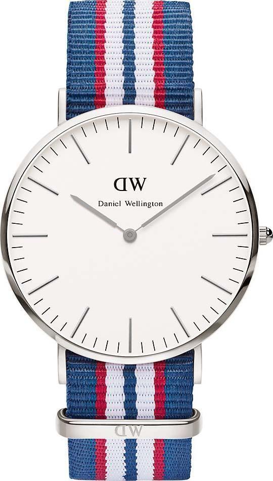 Zegarek Daniel Wellington Zegarek męski Daniel Wellington 0213DW | DW00100027 1