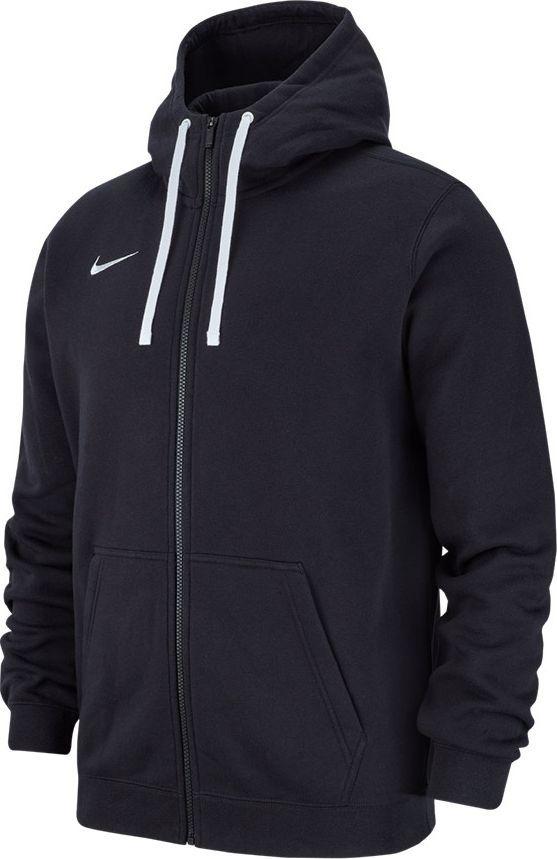 Nike Bluza męska Hoodie Fz Flc Tm Club 19 czarna r. M (AJ1313 010) ID produktu: 5760537