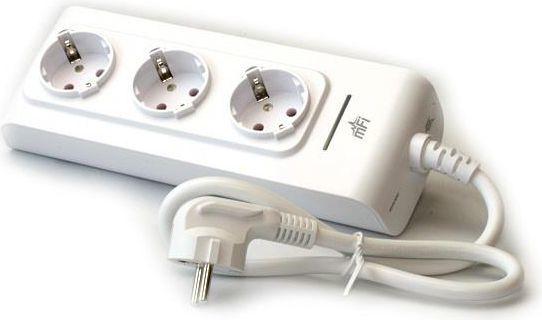 Ubiquiti 3 gniazd biały (mPower) 1