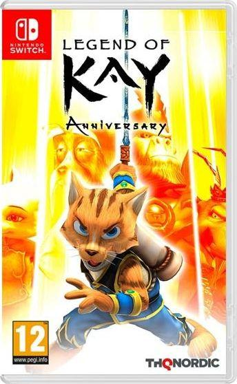 Legend of Kay: Anniversary Nintendo Switch 1