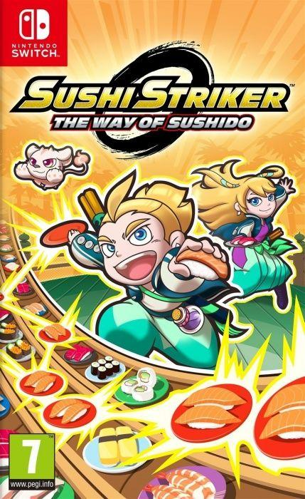 Sushi Striker: The Way of Sushido 1