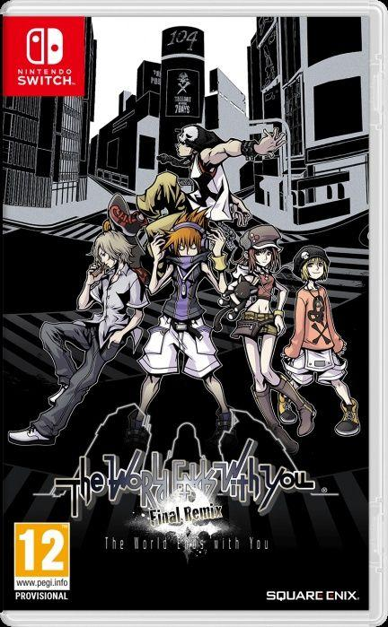 The World Ends with You: Final Remix Nintendo Switch 1