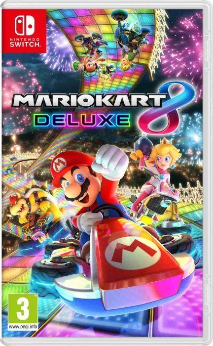 Mario Kart 8 Deluxe Nintendo Switch 1