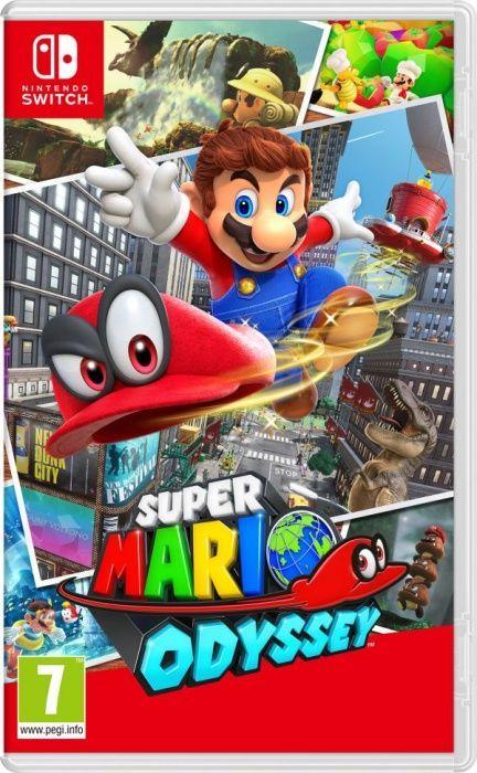 Super Mario Odyssey Nintendo Switch 1