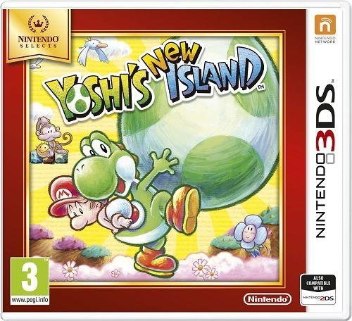 Gra Nintendo 3DS Yoshi's New Island 1