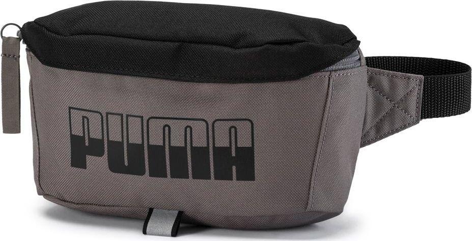 Puma Saszetka Puma Plus Waist Bag II 075751 02 075751 02 szary one size 1