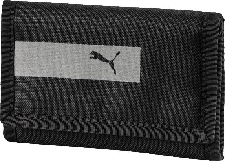 Puma Portfel Puma Vibe Wallet 075492 01 075492 01 czarny one size 1