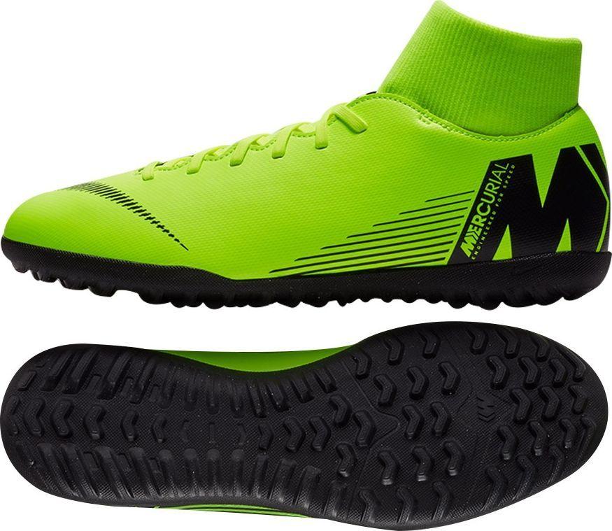 d32604f4e414 Nike Buty Nike Mercurial SuperflyX 6 Club TF AH7372 701 AH7372 701 żółty 44  w Sklep-presto.pl