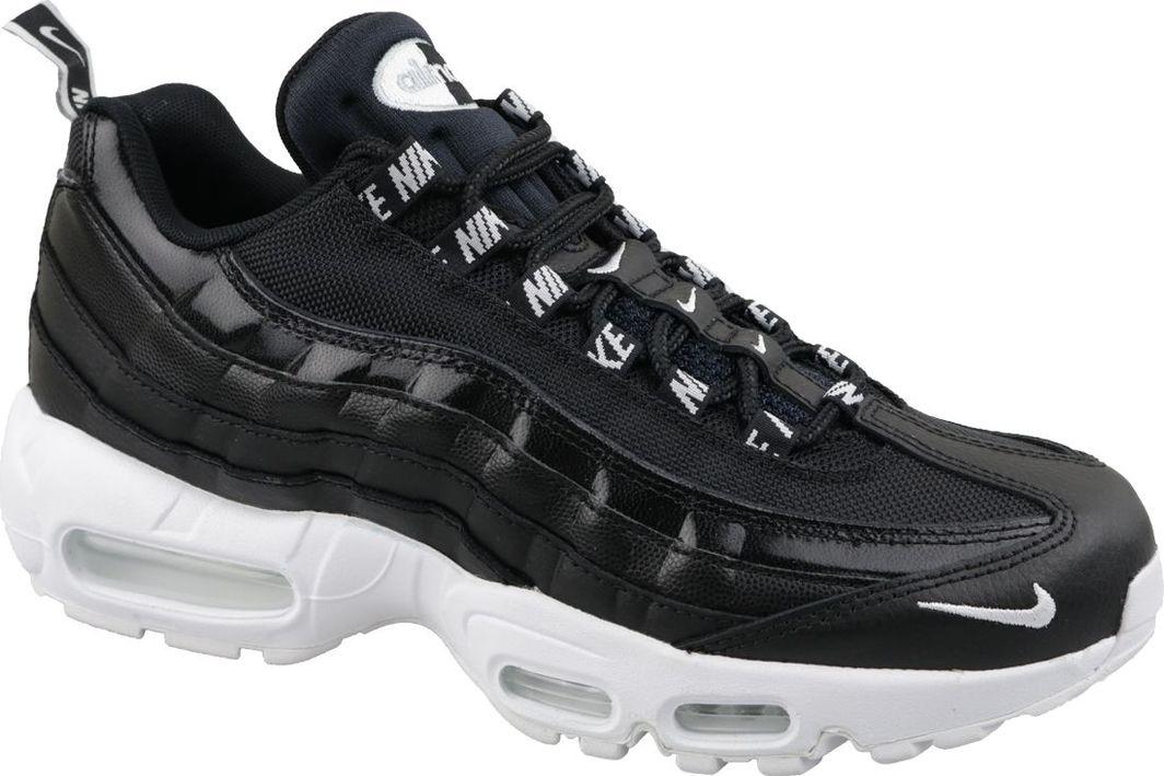 Buty sportowe Nike Air Max 95 Biały Czarny R40