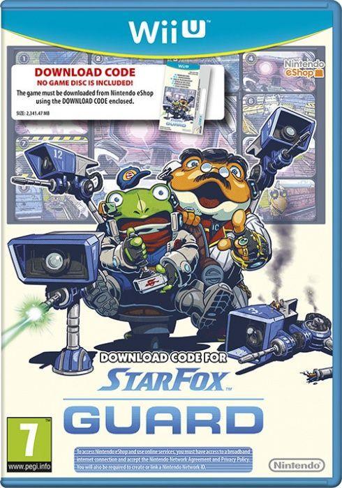 Star Fox Guard ESD 1