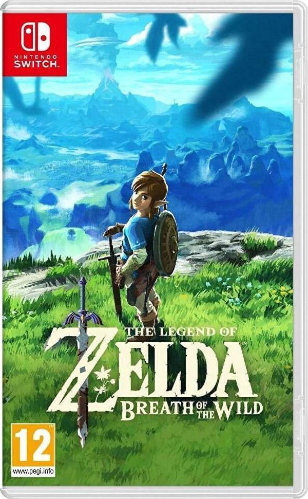 The Legend of Zelda: Breath of the Wild Nintendo Switch 1