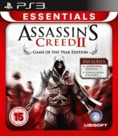Assassins Creed 2 GOTY Essentials PS3 1