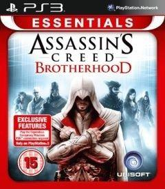 Assassins Creed Brotherhood PS3 1