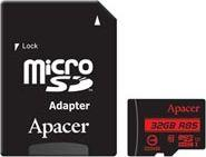Karta Apacer Secure Digital MicroSDHC 32 GB Class 10 UHS-I/U1  (AP32GMCSH10U5-R) 1