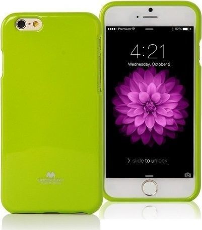 Etui Mercury Jelly Case Limonka Iphone 7 8 Plus 1