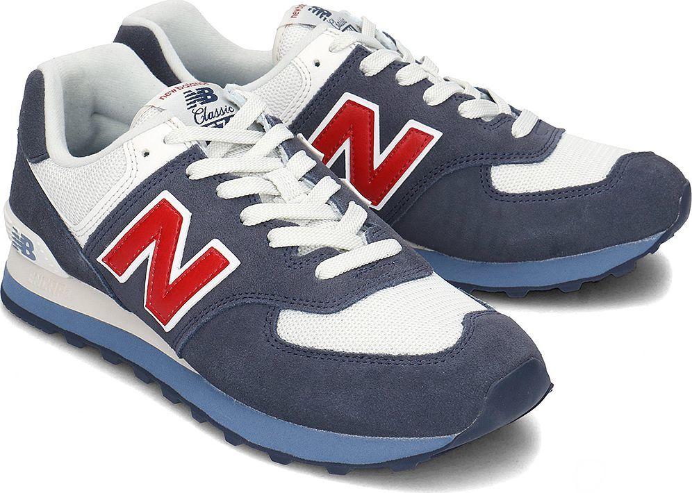 new styles 1154d b8277 New Balance New Balance 574 - Sneakersy Męskie - ML574ESC 40 ID produktu:  5766342