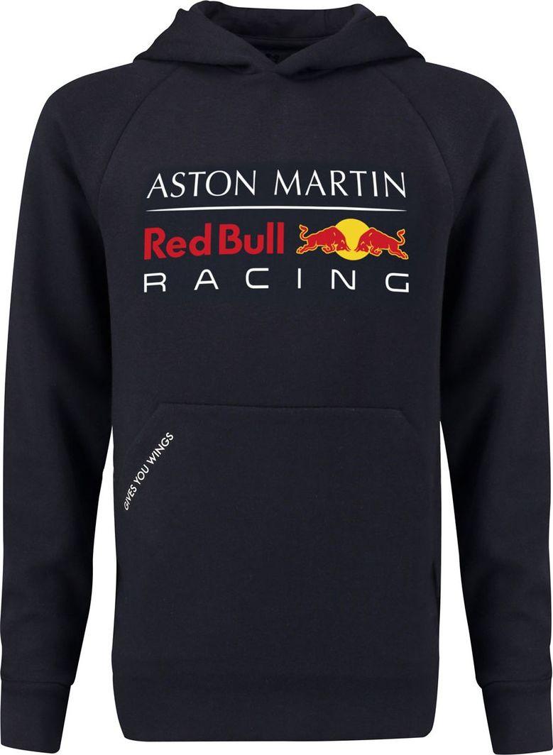Red Bull Racing F1 Team Bluza dziecięca z kapturem granatowa r. 104 cm 1