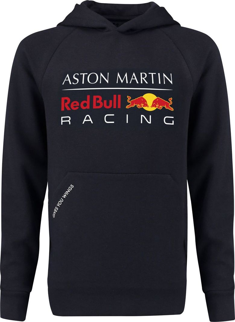 Red Bull Racing F1 Team Bluza dziecięca z kapturem granatowa r. 92 cm 1