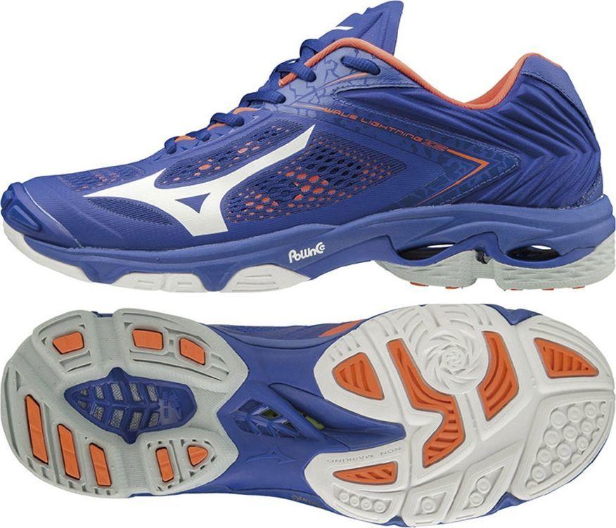 Mizuno Buty męskie Wave Lightning Z5 niebieskie r. 46 (V1GA190000) ID produktu: 5769243
