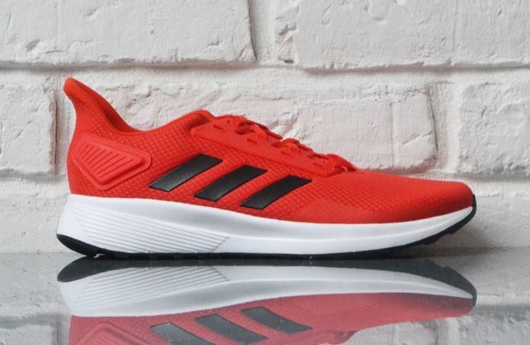 Adidas Buty męskie Duramo 9 pomarańczowe r. 46 (F34492) ID produktu: 5769290