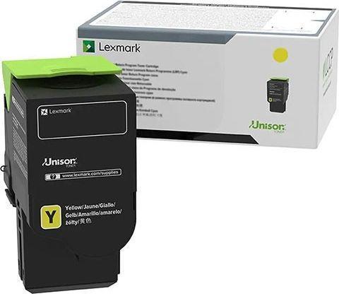 Lexmark Toner 78C2XY0 Yellow 1