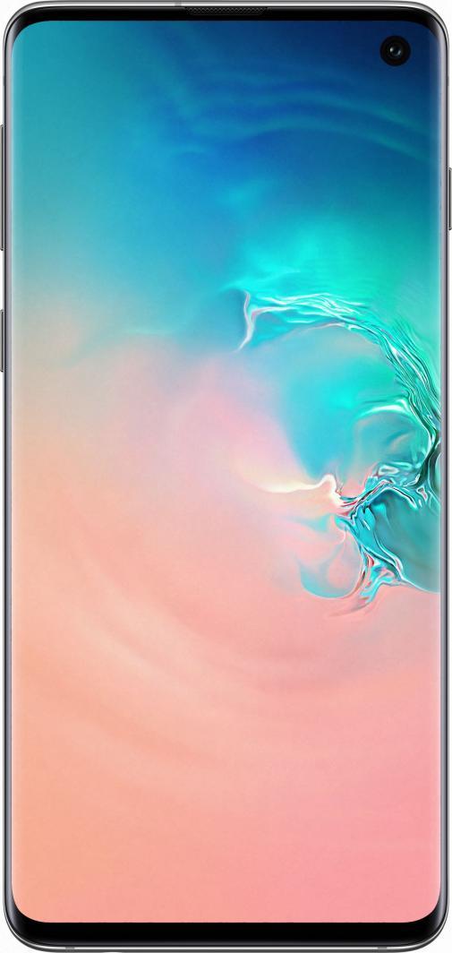 Smartfon Samsung Galaxy S10 128 GB Dual SIM Biały  (SM-G973FZW) 1