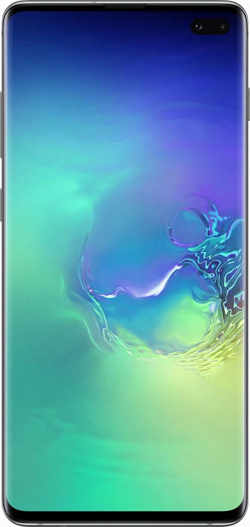Smartfon Samsung Galaxy S10 Plus 128 GB Dual SIM Zielony (SM-G975FZG) 1