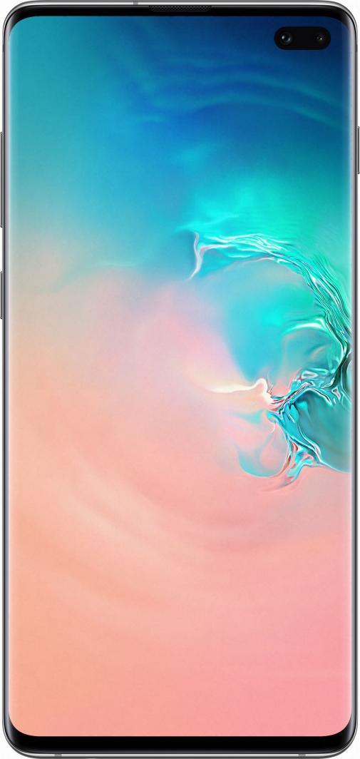 Smartfon Samsung Galaxy S10 Plus 128GB DS Ceramic White (SM-G975FZW) 1