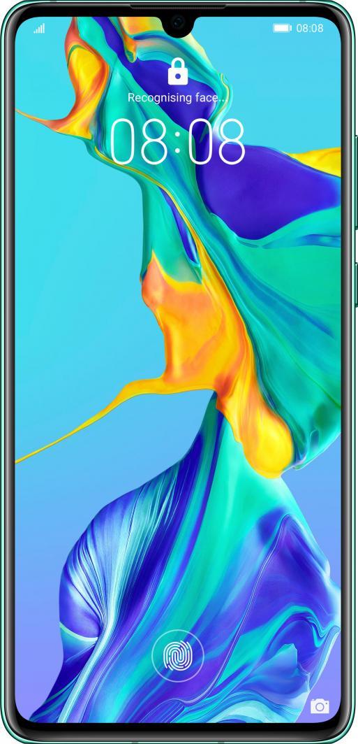 Smartfon Huawei P30 128 GB Dual SIM Niebiesko-zielony  (6901443284610) 1