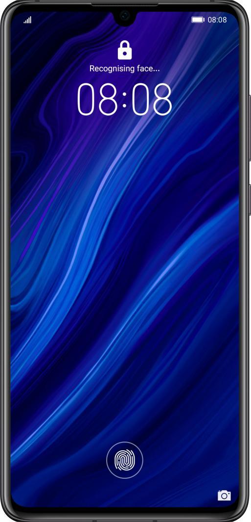 Smartfon Huawei P30 128 GB Dual SIM Czarny  (6901443284603) 1