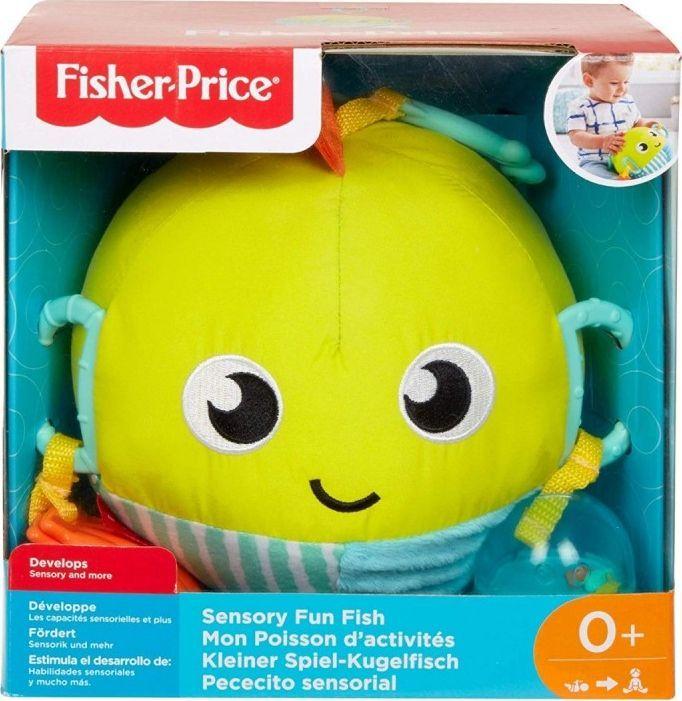 Fisher Price Aktywizująca rybka 1
