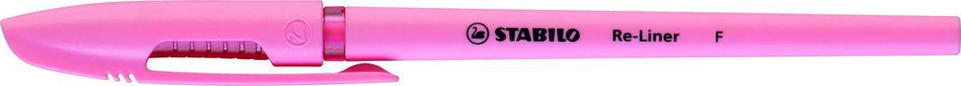 Stabilo Długopis Stabilo Re-Liner 868 F różowy (868/1-56) 1