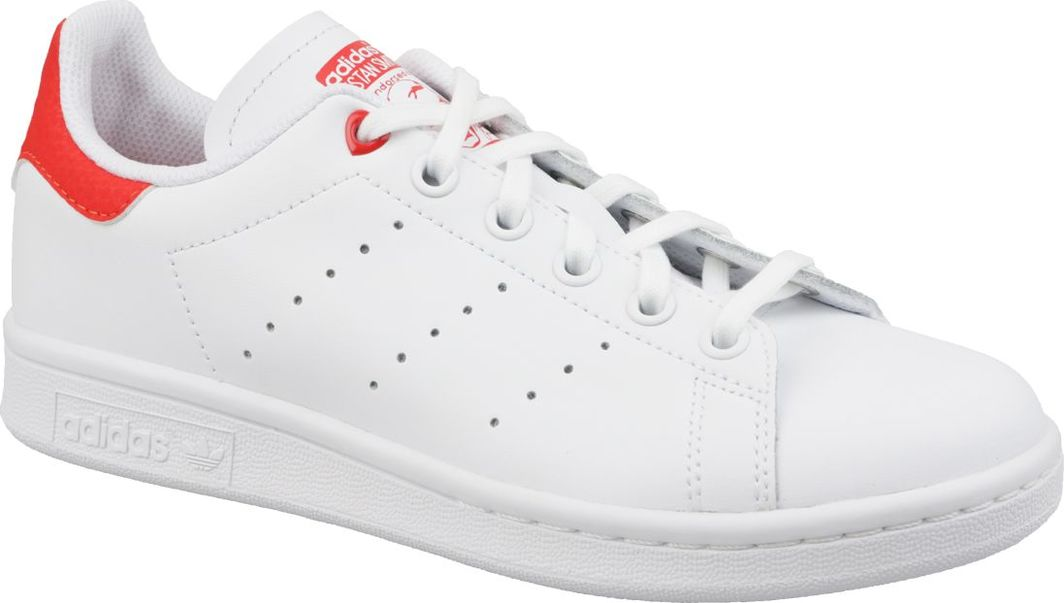 Białe Różowe Skórzane Buty Sportowe Adidas rozmiar 38 Ceny