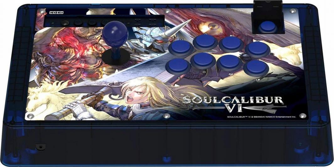 Joystick HORI Soul Calibur Fight Stick PS4 (PS4-126E) 1