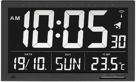 TFA 60.4505 Radio controlled Wall Clock 1